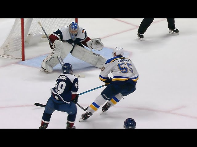 Colton Parayko singlehandedly wins it with end-to-end goal in OT