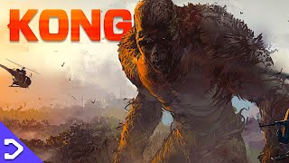 Why KONG Has Grown MASSIVE - Godzilla vs Kong Theory