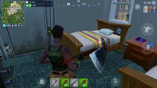 Fortnight Mobile Gameplay Footage