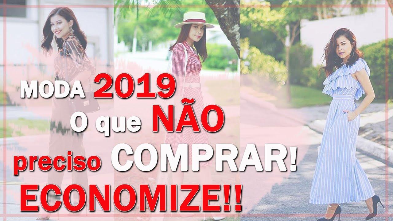 5f70954c6 MODA 2019 Feminina - Reutilizar as roupas de 2018 I Blog da Le - YouTube