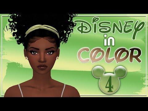 🐸 Disney in Color 🐸 #4 WE GOT THE RESTAURANT
