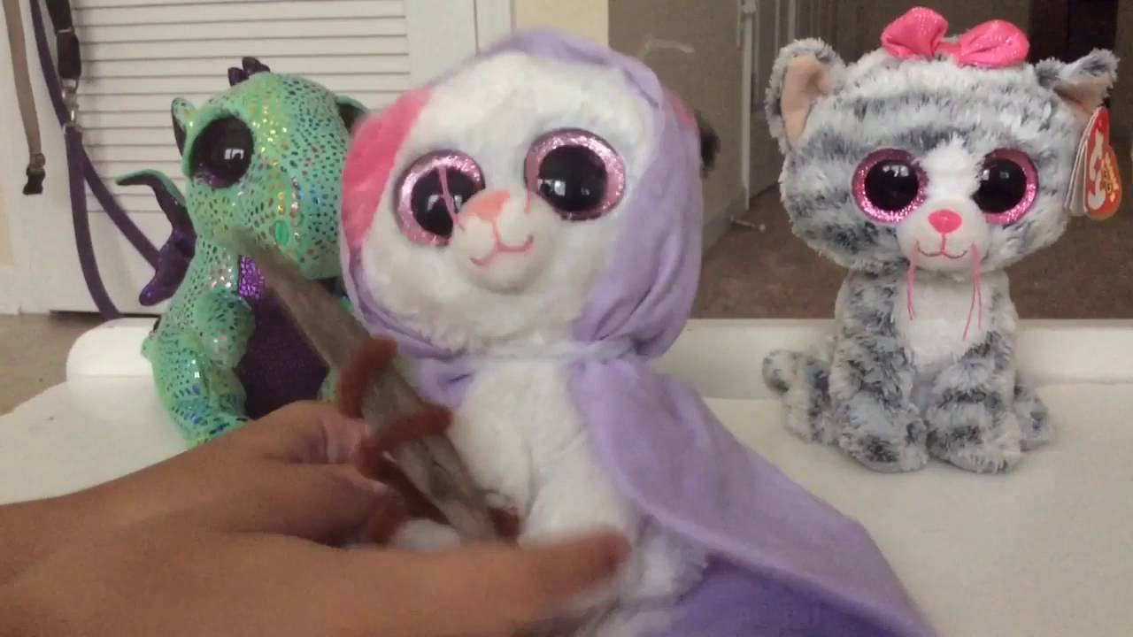 95fe6c50510 Fantasy beanie boo clothes line! ( for our new series! ! ) - YouTube