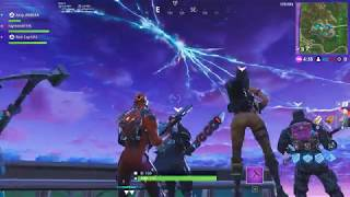 Fortnite, was the star that day, and it's as if