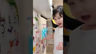 25개월 아기 영어 공부 시작