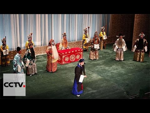 Powerful performance shows off Chinese culture