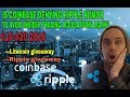 IS COINBASE DENYING RIPPLE XRP ANNOUCEMENT EARLY TO AVOID INSIDER TRADING ACCUSATIONS AGAIN?
