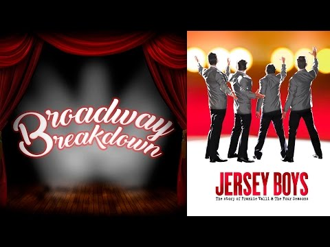 Jersey Boys Theatre Show Discussion - Broadway Breakdown