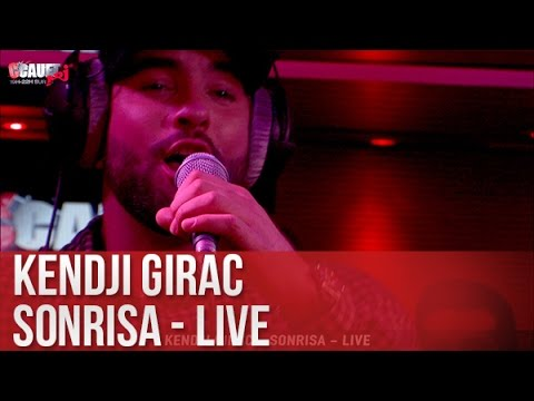 Kendji Girac - Sonrisa - Live - C'Cauet sur NRJ