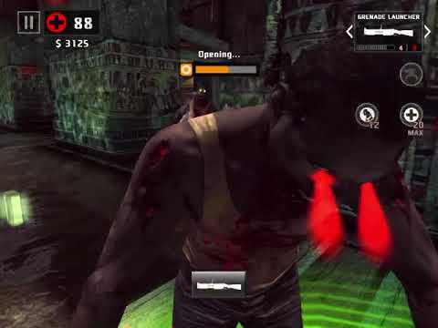 """Dead Trigger 2 (Zombie) Africa Campaign : Mission 5 : """"Water before gold"""""""