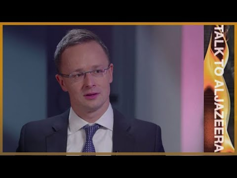🇭🇺Immigration 'not a human right': Hungary FM on EU criticism l Talk to Al Jazeera