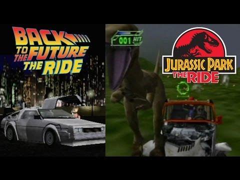 Universal Studios Theme Park Adventure (Part 2) James & Mike Mondays