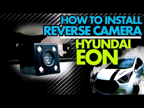 How to Install Reverse Camera | DIY Guide