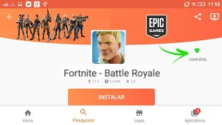 🔴-FORTNITE FOR ANDROID WILL COME FIRST IN APTOIDE? CHECK NOW WHETHER IT'S REAL OR FAKE