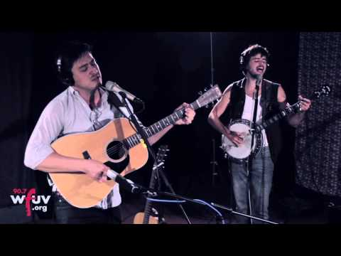 """Mumford & Sons - """"Whispers in the Dark"""" (Live at WFUV)"""