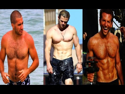 Top 10 Celebrity Body Transformations of ★ 2015 ★