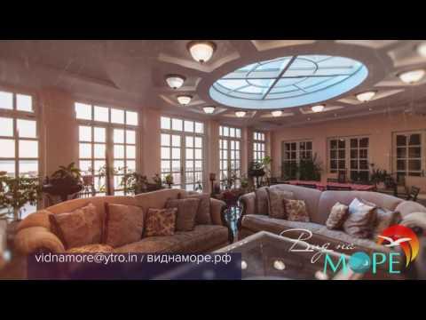 Продажа  изысканной Президент-виллы, на берегу Черного моря Купить дом в Крыму
