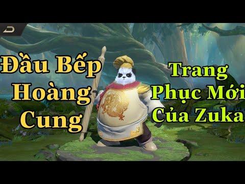 Zuka Đầu Bếp Hoàng Cung|Zuka Mùa 14|Trải Nghiệm Trang Phục Mới Của Zuka|Ki Zi LQM