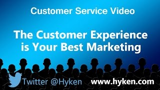 Customer Experience is Your Best Marketing