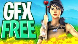 I AM GFX FREE! 🎨 Fortnite Miniature, Banner