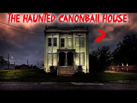THE HAUNTED CANONBALL HOUSE! This TOWN MIGHT BECOME A GHOST TOWN (LEWES DELAWARE)