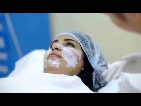 Emirates Medical Center EMC E Matrix Laser   مركز الإمارات الطبي   ليزر إي ماتركس