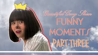 [Beautiful Gong Shim] FUNNY MOMENTS | PART 3