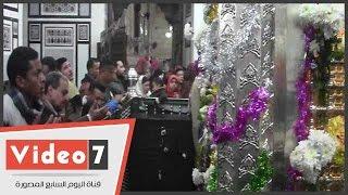 الطرق الصوفية تتجمع فى رحاب الحسين للإحتفال بذكرى قدوم رأس الإمام