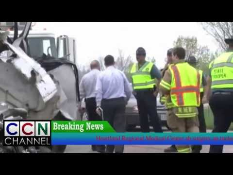 CCN Channel Breaking News (Kansas City Kan Chin Miphun Hawi Accident An Tong)