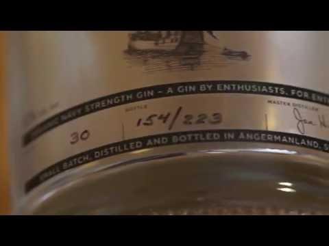 Hernö Gin Old Tom & Navy Strenght