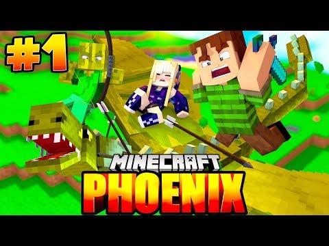 Der BEGINN einer NEUEN SAGA?! - Minecraft PHOENIX
