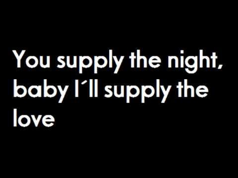 Toto  I'll Supply The Love Lyrics