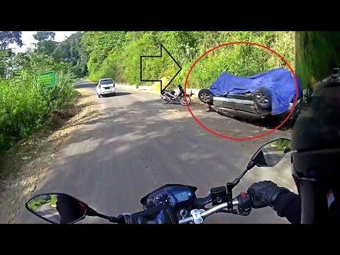 #4 Riding Yamaha MT25 to Gunung Singgah Mata (Singgah Mata Montain)