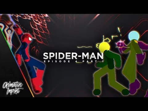 Spiderman Pivot Series Season 1 Episode 4
