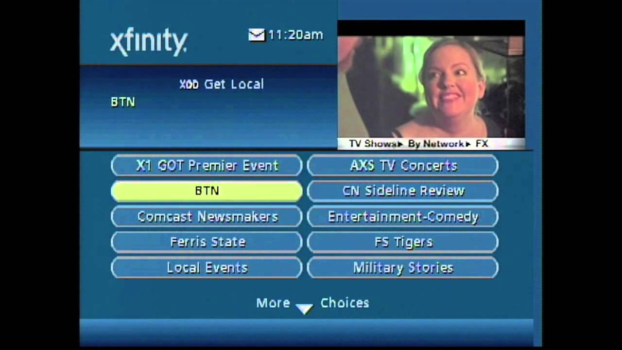 Comcast Newsmakers Promo Xfinity On Demand Youtube