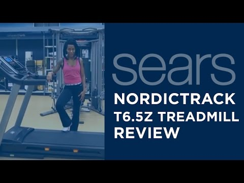 NordicTrack T6.5Z Treadmill Review
