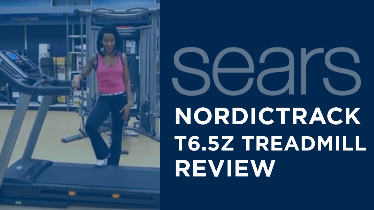 Nordictrack T6 5z Treadmill Review Youtube