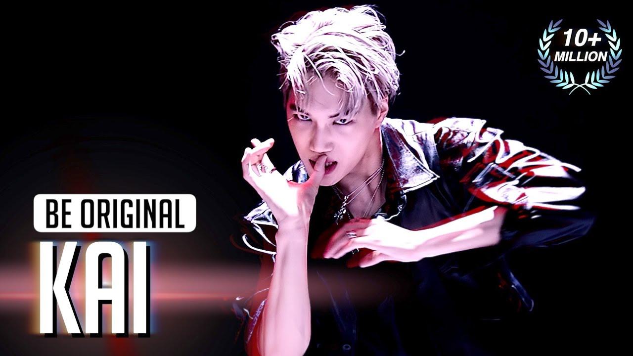 BE ORIGINAL] KAI(카이) '음 (Mmmh)' (4K) - YouTube