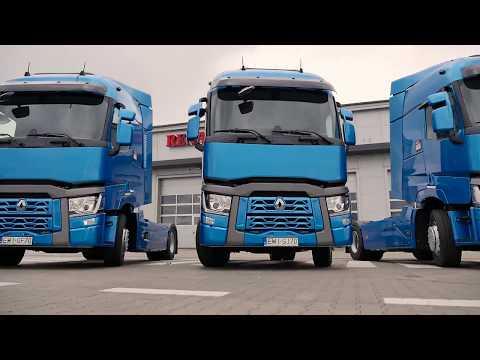 Renault Trucks w firmie Morado