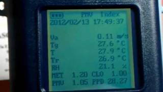 Centralina microclima