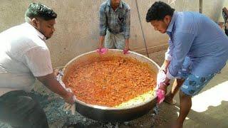 200kg Full Chicken chukka Fry in My Village Food