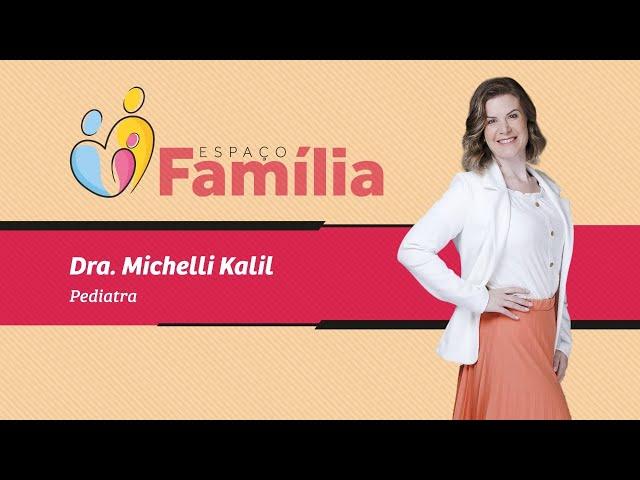 #EspaçoFamília Pediatra explica como administrar medicamentos para crianças pequenas