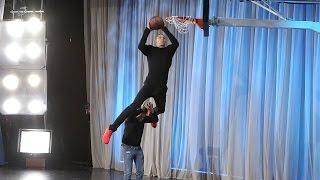 NBA Star Aaron Gordon Is a Slam Dunk
