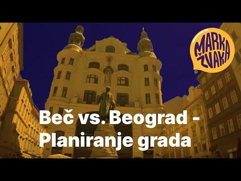 Beč vs. Beograd - Planiranje grada
