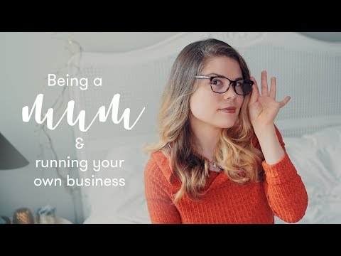 Being a Mum & Running Your Own Business | My Top Tips | Madeleine Shaw thumbnail