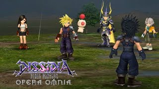"DFF Opera Omnia - Zack's Event, ""When The Light Shines"" [Unofficial Sub]"