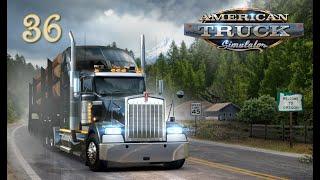 American Truck Simulator 36(G) Lato Miłości