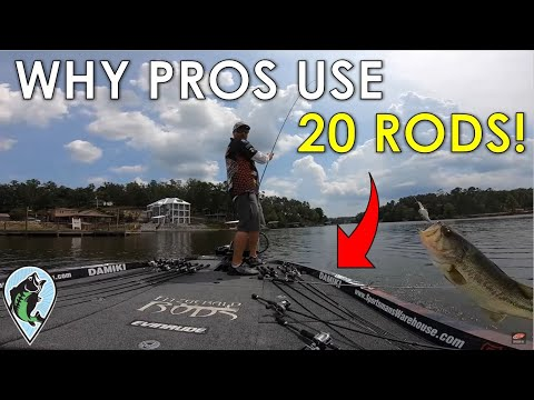 Fishing Against a Pro On His Home Lake | Jonny Vs. Randy Fish Off from YouTube · Duration:  26 minutes 47 seconds