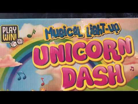 Unicorn Dash Racer Toy