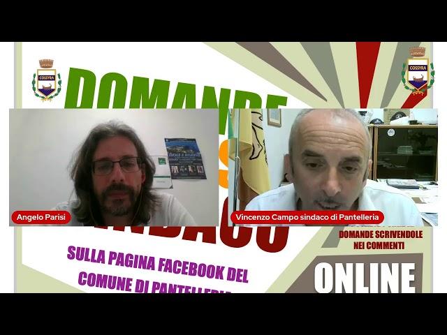 COMUNICAZIONI DEL SINDACO DEL 15-06-2021
