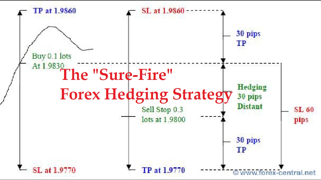 Sure-fire forex hedging ea